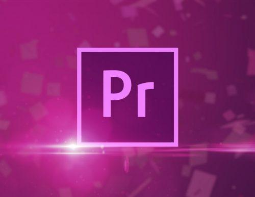 Corso Adobe Premiere Pro